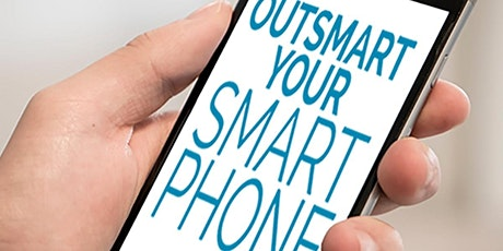 ROTTERDAM - Outsmart your phone - Baas over je smartphone tickets