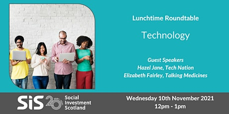 Lunchtime Roundtable - Technology tickets