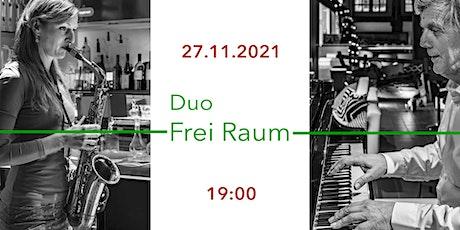 Konzert Duo FreiRaum Tickets