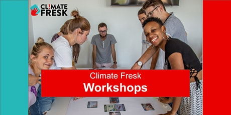 Climate Fresk at Glasgow School of Art Student's Association tickets