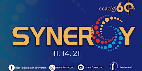 SYNERGY @ 60 :  CCAC'S 60TH ANNIVERSARY CELEBRATION tickets