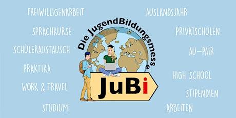 JuBi – Die Online-Messe Tickets
