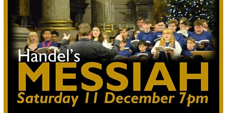 Handel's Messiah with the Birmingham Cathedral Choir tickets