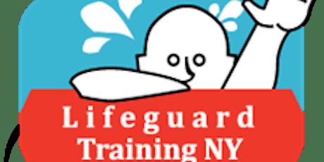 Lifeguard class Long Island tickets