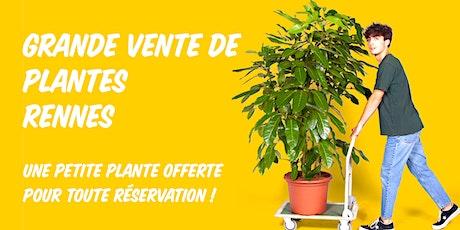 Grande Vente de Plantes - Rennes billets