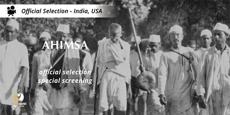 AWFF 2021 - Ahimsa (India, USA) - Official Selection (Special Screening) tickets
