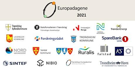 Europadagene 2021 tickets