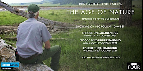 In conversation with The Age of Nature tickets