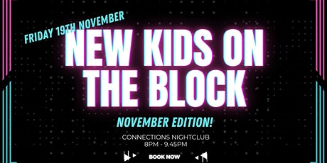 New Kids on the Block Burlesque - November edition! tickets