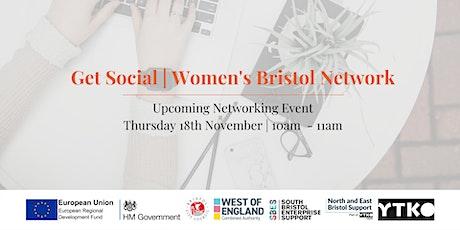 Get Social | Women's Bristol Network tickets