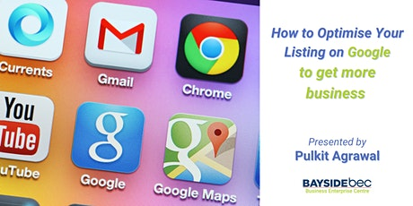 How to Optimise your Listing on Google to get more Business tickets