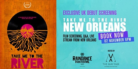 Exclusive Screening: Take Me To The River - New Orleans tickets