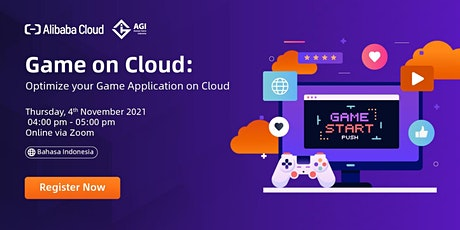 Optimize your Game Application on Cloud tickets