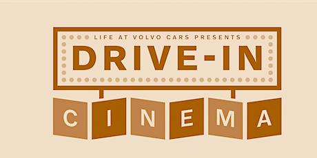 Drive-in cinema biljetter