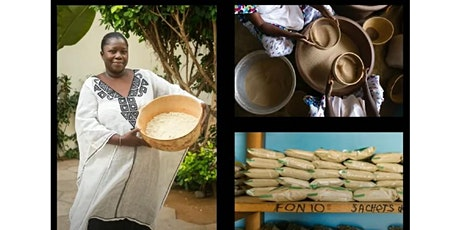 Could an African grain become a global super-food? A case study: fonio tickets