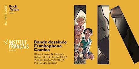 Festivalabend der frankophonen Comics Tickets