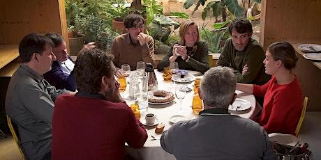 Proyección del cortometraje 'Una conversa sobre el menjar i la ciutat' entradas