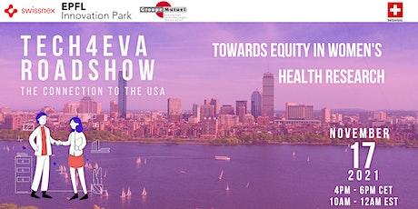 Tech4Eva Roadshow Boston tickets