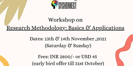 Research Methodology Workshop tickets