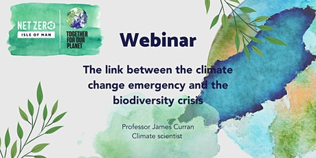 The link between climate change emergency and biodiversity tickets