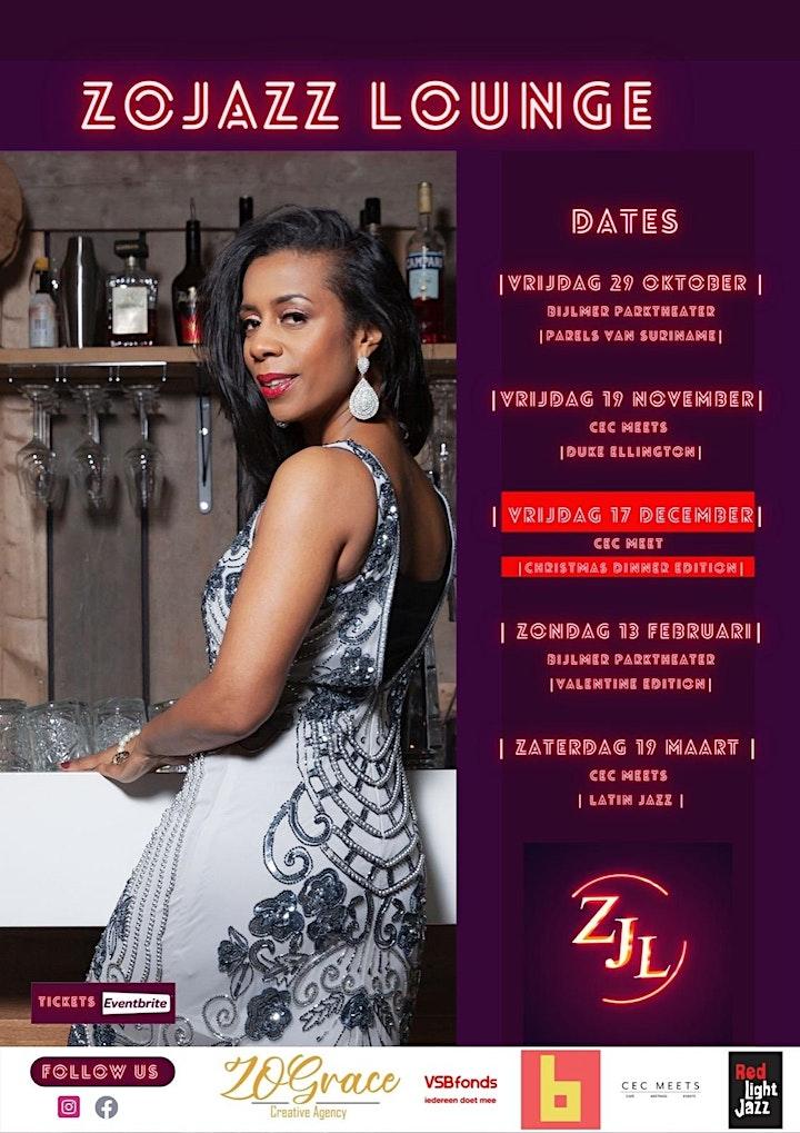 Afbeelding van ZOJazz Lounge    Duke Ellington ft. Richy Brown & Jackie Teerenstra