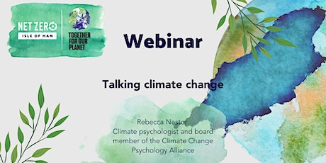 Talking climate change tickets