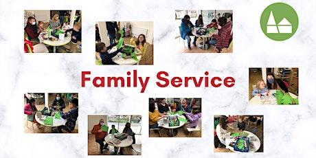 Family Service tickets