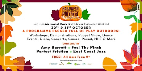 Feel the Pinch in Concert part of the Local Live Performance Scheme tickets