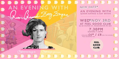 An Evening with Queen Bayard and Bay Bryan tickets