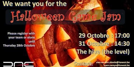 DAE Halloween Game Jam tickets