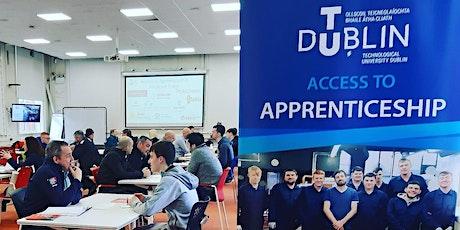 TU Dublin Access to Apprenticeship Information Webinar tickets