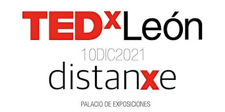 TEDx León 2021 entradas