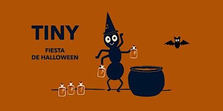 Taller TINY Halloween entradas