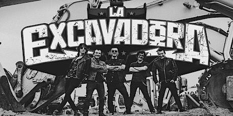 LA EXCAVADORA + YUGULAR Burubio K.E.-n entradas