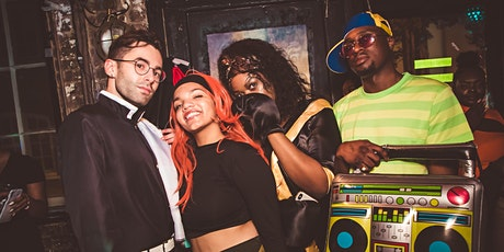 Nightmare In London: London's Biggest Halloween Party tickets