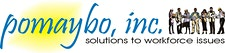 Pomaybo, Inc. logo