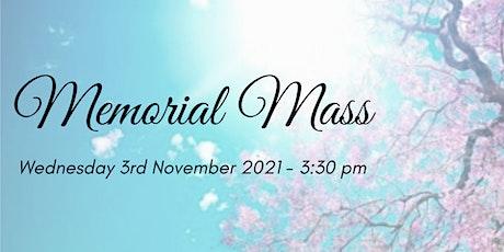 St Brendan-Shaw College Memorial Mass 2021 tickets