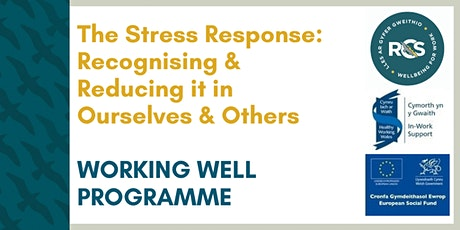 The Stress Response: Recognising & Reducing it in Ourselves & Others tickets