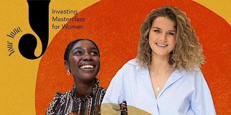Juno: Investing Masterclass for Women tickets