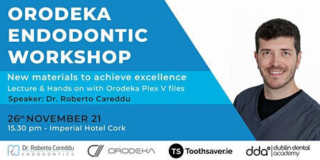Orodeka Endodontic Workshop tickets