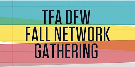 TFA DFW Fall Network Gathering tickets