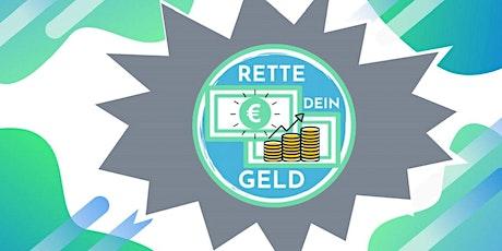 """RETTE DEIN GELD - Fachvortrag: """"How to be your own bank"""" Tickets"""