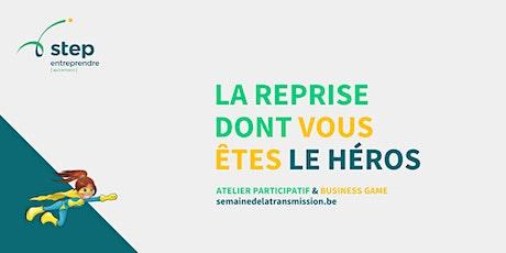 Semaine de la transmission - atelier participatif & business game tickets
