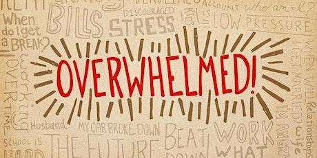 NikkiFK Coaching Webinar Series: Overcoming Overwhelm tickets