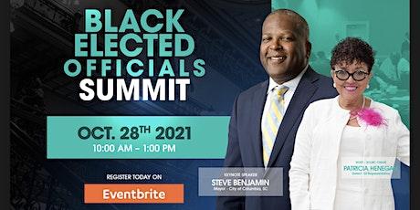 SCLBC Black Elected Officials Summit tickets