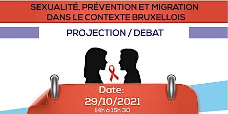 Sexualité, prévention et migration dans le contexte Bruxellois billets