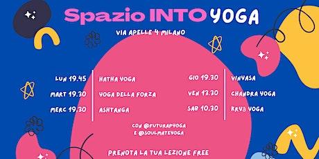 Lezione di Ashtanga Yoga biglietti