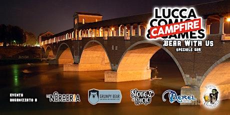 Campfire Pavia - Bear With Us , Speciale GDR @Taverna del Gentilorco biglietti