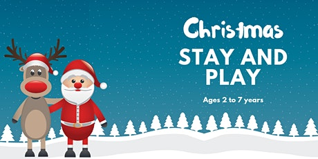 Christmas 'Stay and Play' Event at Huddersfield Grammar School tickets
