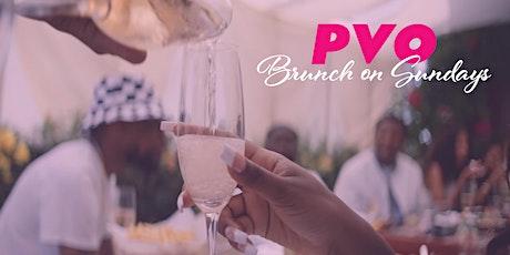 """PVODC """"Brunch On Sundays"""" tickets"""